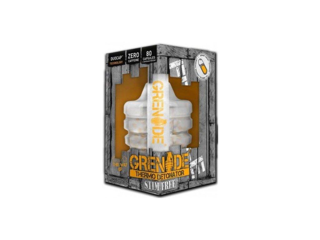 Grenade STIM FREE 80cps.