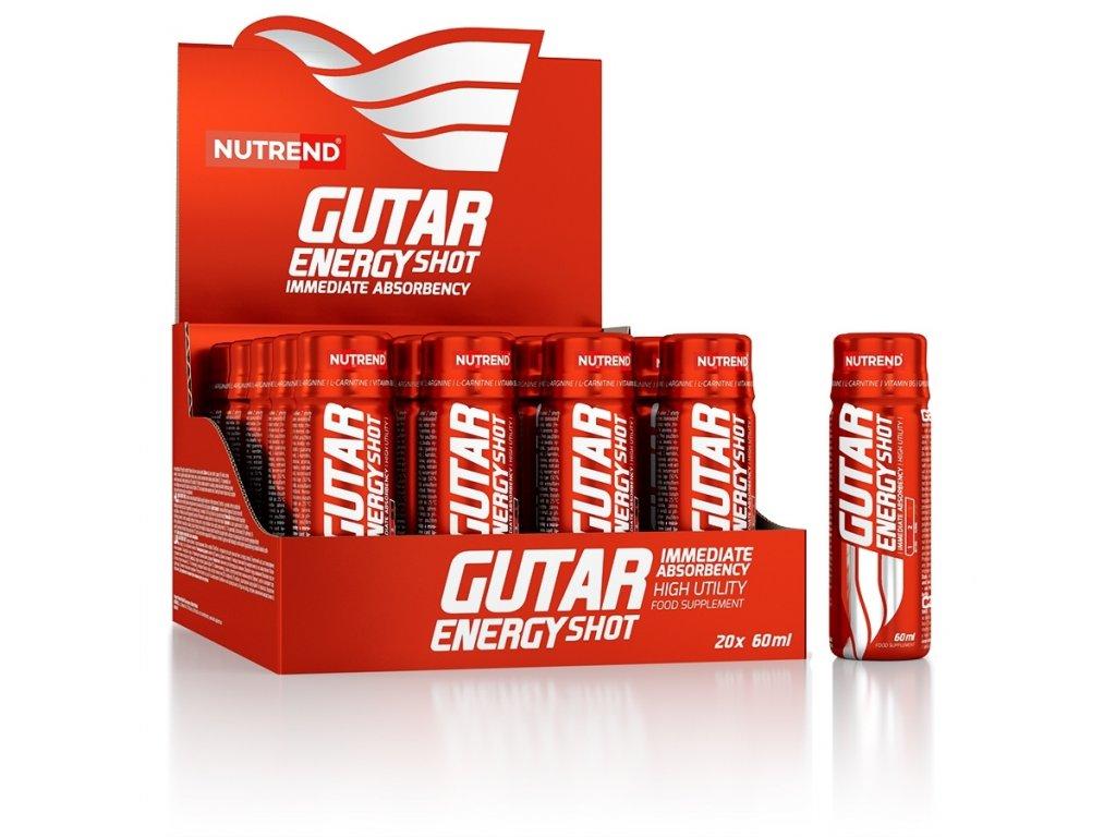 GUTAR Energy Shot 20x60ml