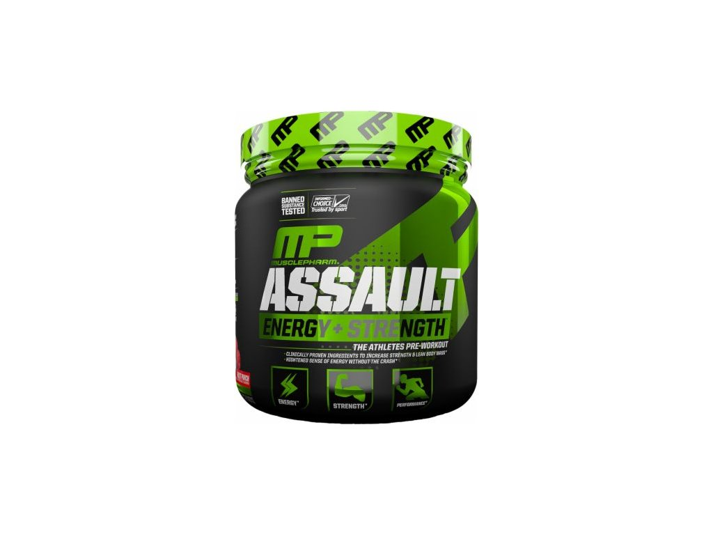 MUSCLEPHARM - Assault sport series 345g