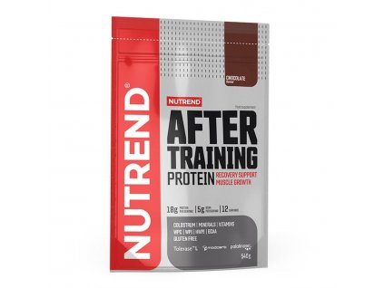 after training protein 2021 540g chocolate
