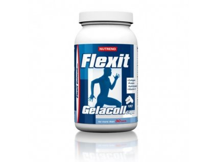 Nutrend Flexit Gelacoll 180cps.