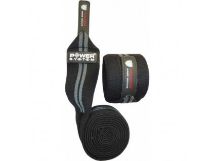 Power system 3700 Knee Wraps Bandáže na kolena