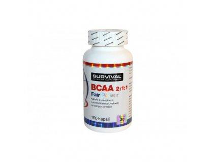 Survival BCAA 2:1:1 150cps.