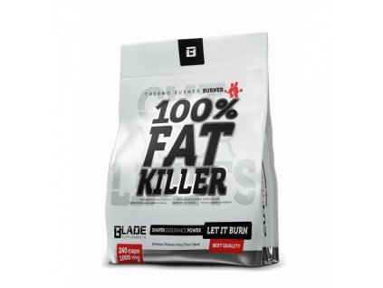 BS BLADE 100% fat killer 1000 mg 120 kapslí
