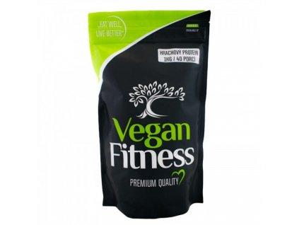 VeganFitness Hrachový Protein 1000g