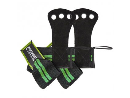 PS 3330 CrossfitGrip green1pair