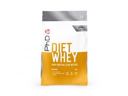 diet whey banan 1 kg