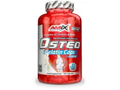 Amix OSTEO GELATIN + MSM 400cps