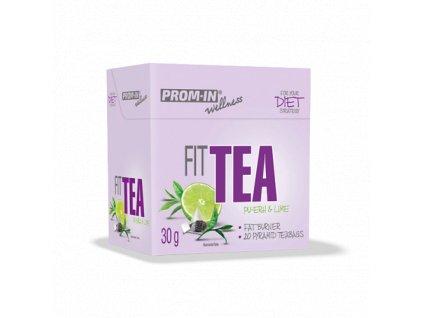 Fit Tea - spalovač tuků - limetka 30g
