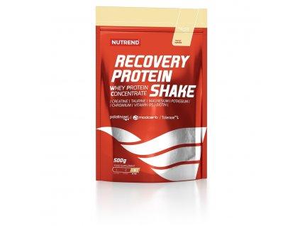 recovery protein shake 500 vanilla