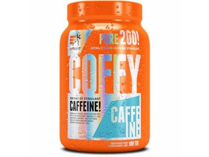 EXTRIFIT Coffy Stimulant 200 100 tablet
