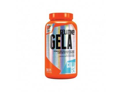 Extrifit Gelatine Gela 250 kapslí