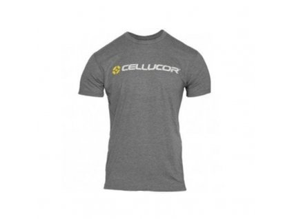 t shirt gym cellucor grey