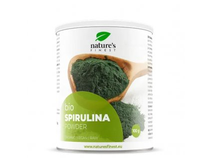 spirulina powder bio 100 g