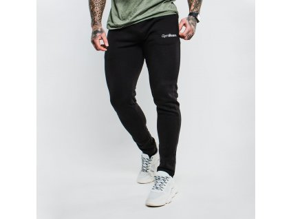 1 slimfit black sweatpants