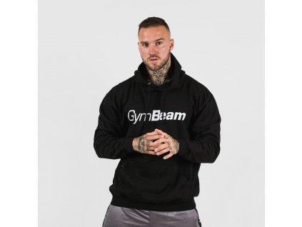 mikina hoodie pro black gymbeam 1 1
