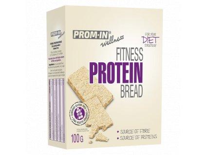 "Prom IN Fitness Protein Bread 100g  + Kupón ""START"" na slevu -10%"