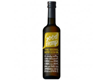 Good Hemp Oil 500ml (Konopný Olej)