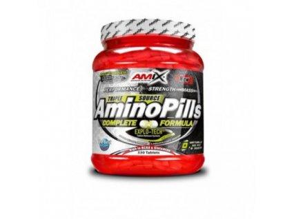 Amix Amino Pills 660tbl.