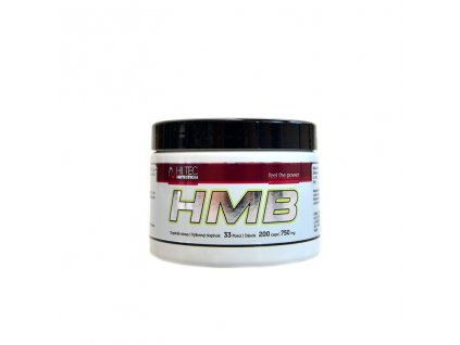 Hi tec Nutrition HMB 200cps/750 mg