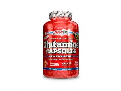 Amix Glutamine 360cps.