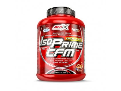 Amix IsoPrime CFM® Isolate 2000g