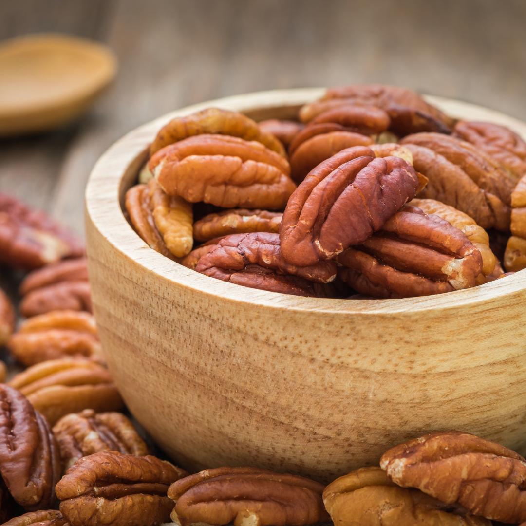 Ořechové okénko - Pekanové ořechy
