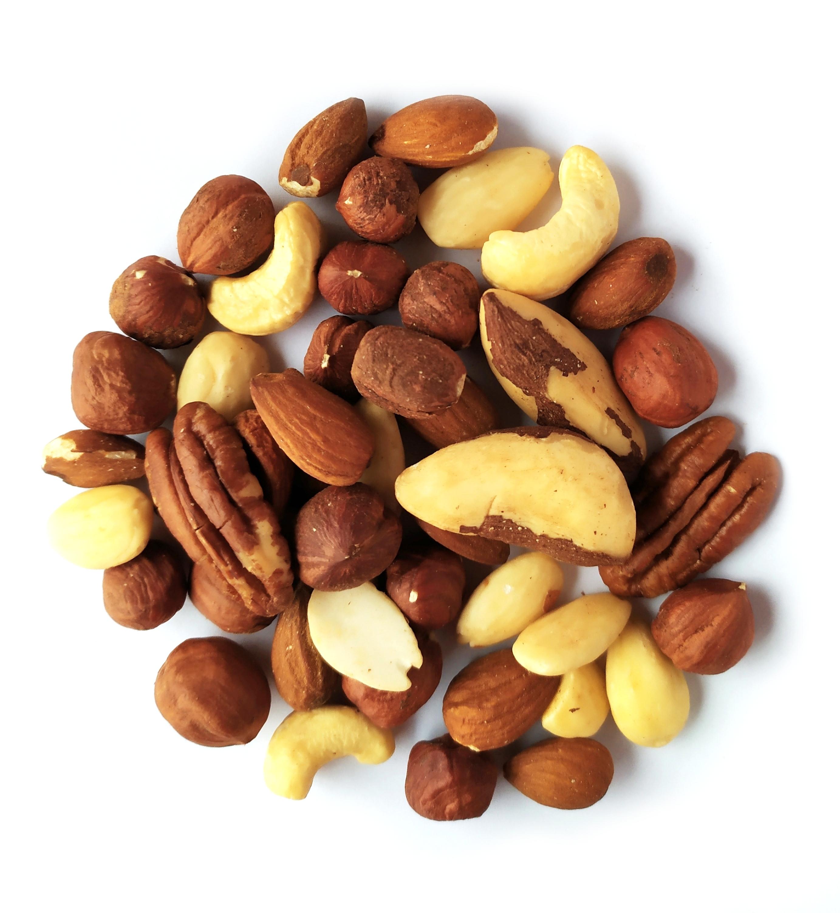 NOVINKA - Směs ořechů