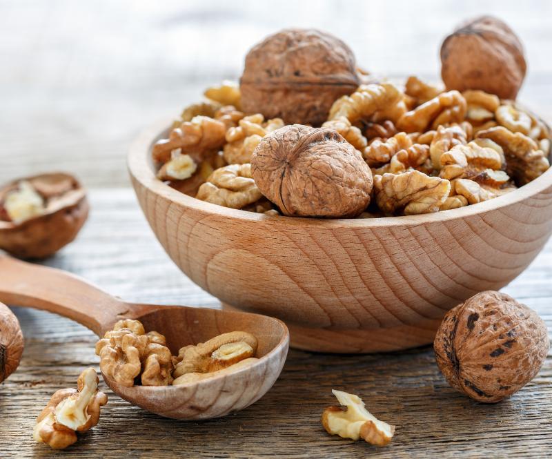 Ořechové okénko - Vlašské ořechy