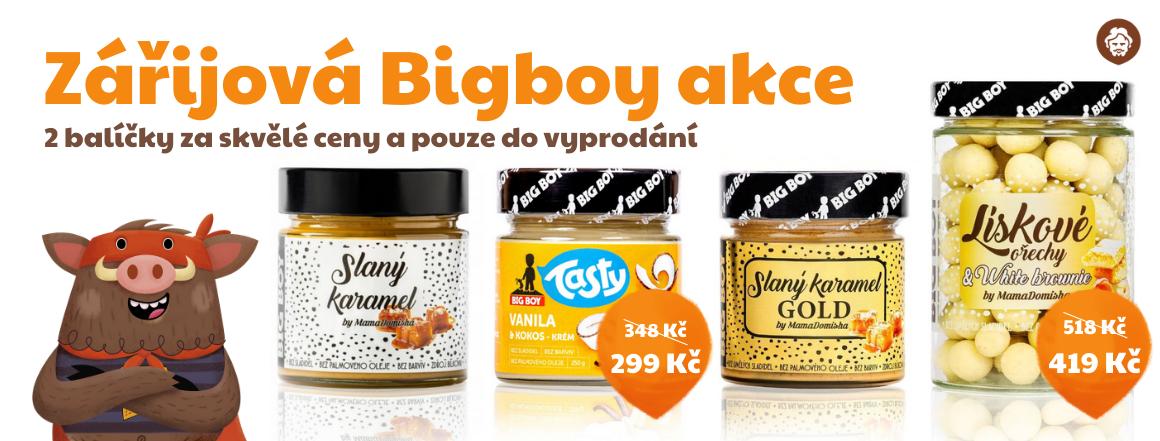 akce BIGBOY