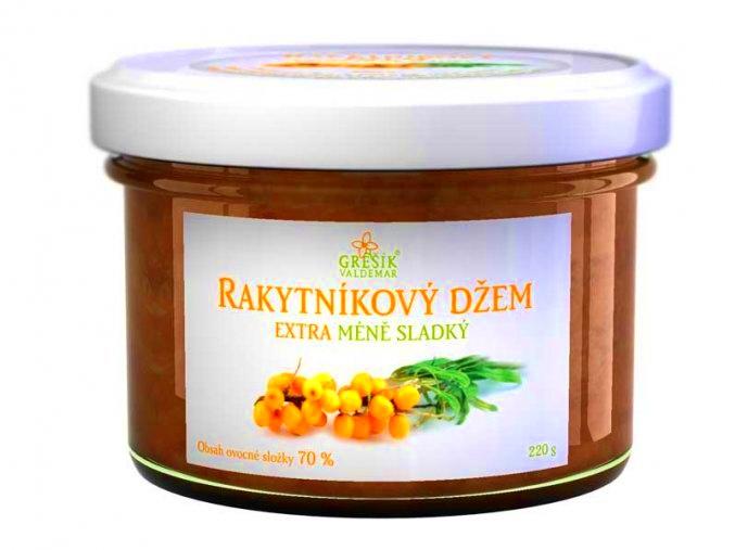 3956_gresik-dzem-rakytnikovy-extra-mene-sladky-230g