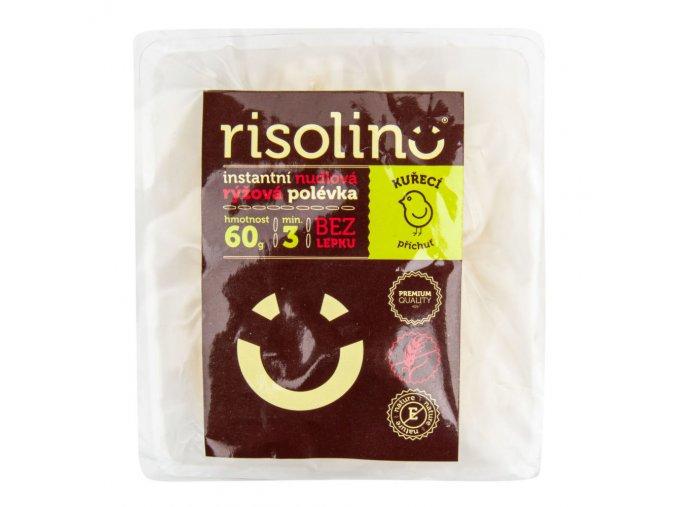RISOLINO Polévka inst. rýžová KUŘECÍ 60g