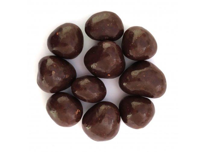 Maliny v hořké čokoládě 2.