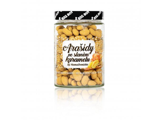 arašídy velké
