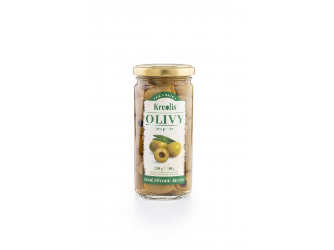Olivy bez pecky 240g