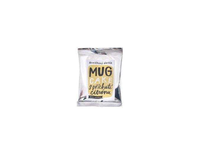 NOMINAL Mug Cake hrníčkový dortík s příchutí citrónu 60g