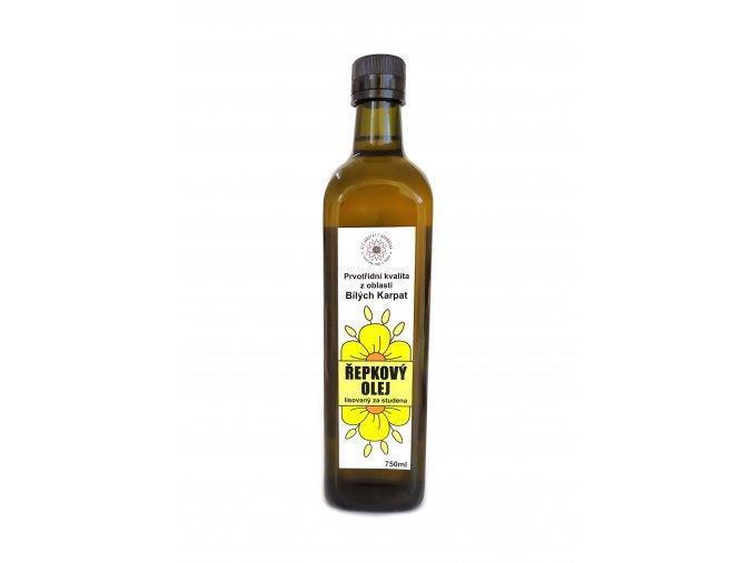 Řepkový olej 750ml