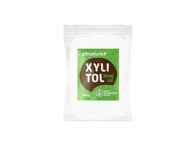 xylitol brezovy cukr 500 g 14515989125313