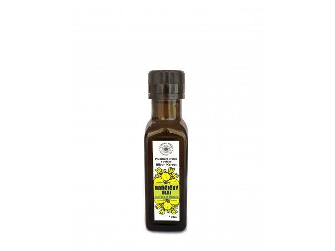 Hořčičný olej 100ml