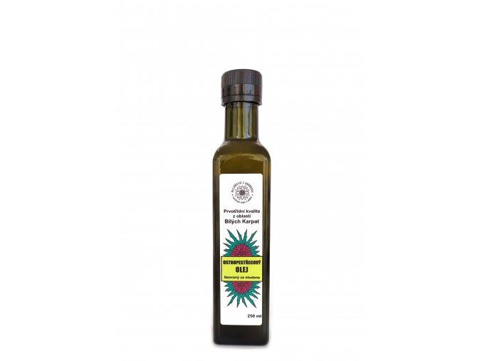 Ostropestřcový olej 250ml