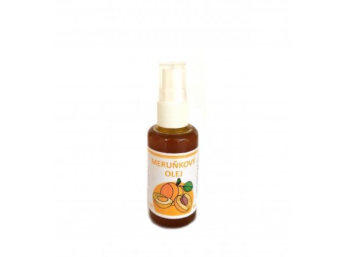 Meruňkový olej 2