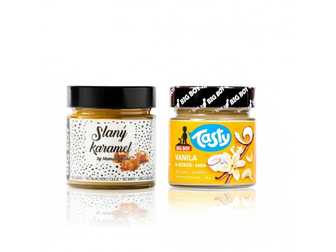 slaný a vanilka