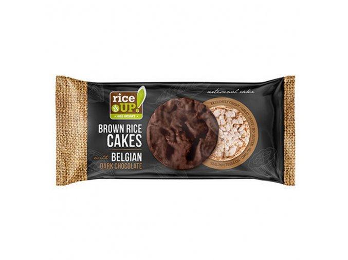 40510 Rýžové chlebíčky s hořkou čokoládou 90g