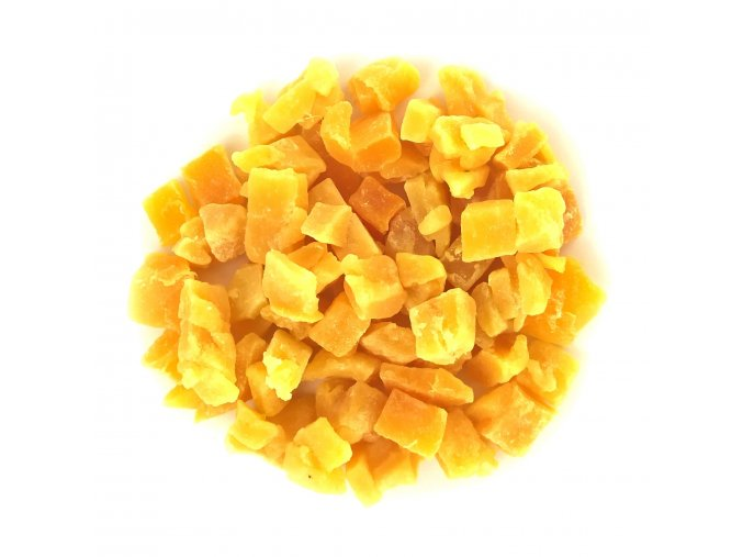 Mango snack, kostky