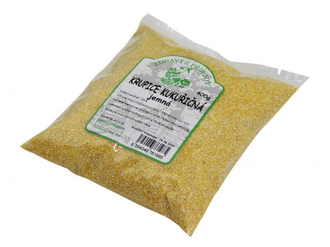 Krupice kukuřičná jemná 400g