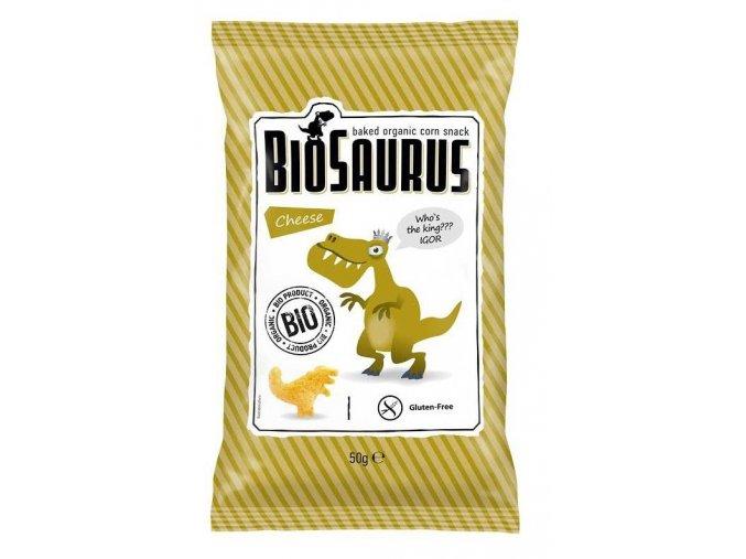 McLloyds Biosaurus snack sýr 50 g