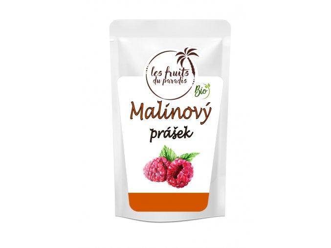 Malinovy prasek Bio sacek