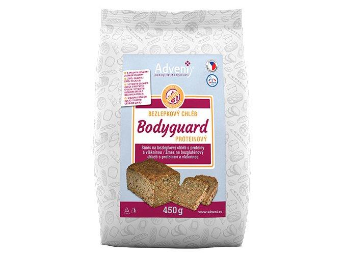 bezlepkovy chleb bodyguard