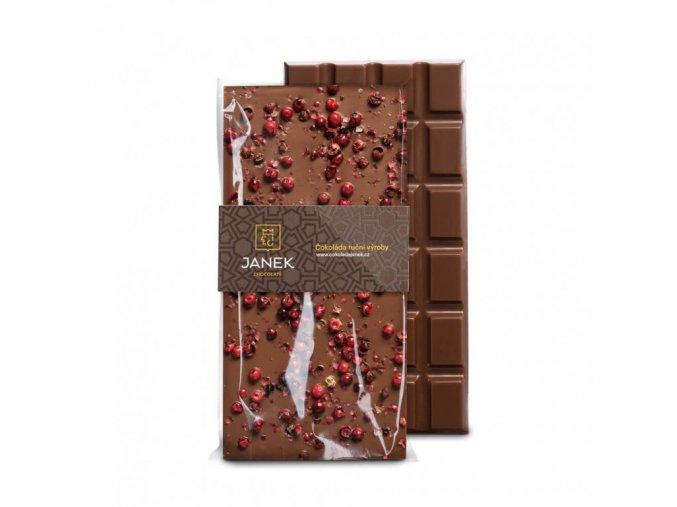 212 1 tabulka mlecne cokolady s ruzovym peprem cokoladovna janek jpg