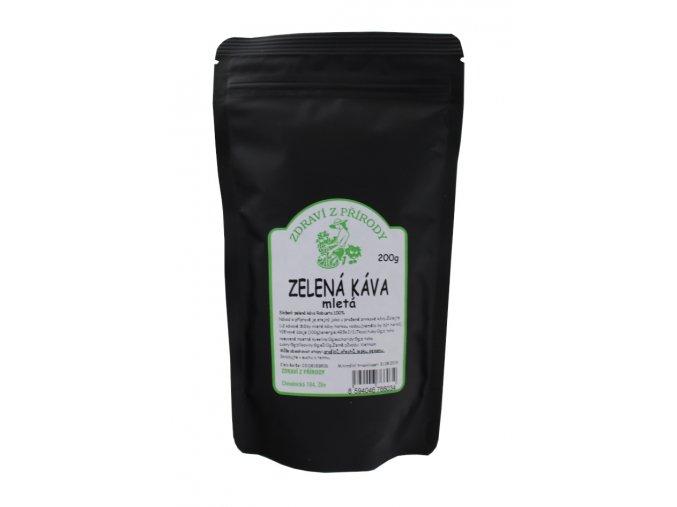 zelena kava mleta 01